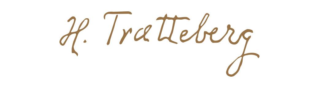 Trætteberg-Signatur-