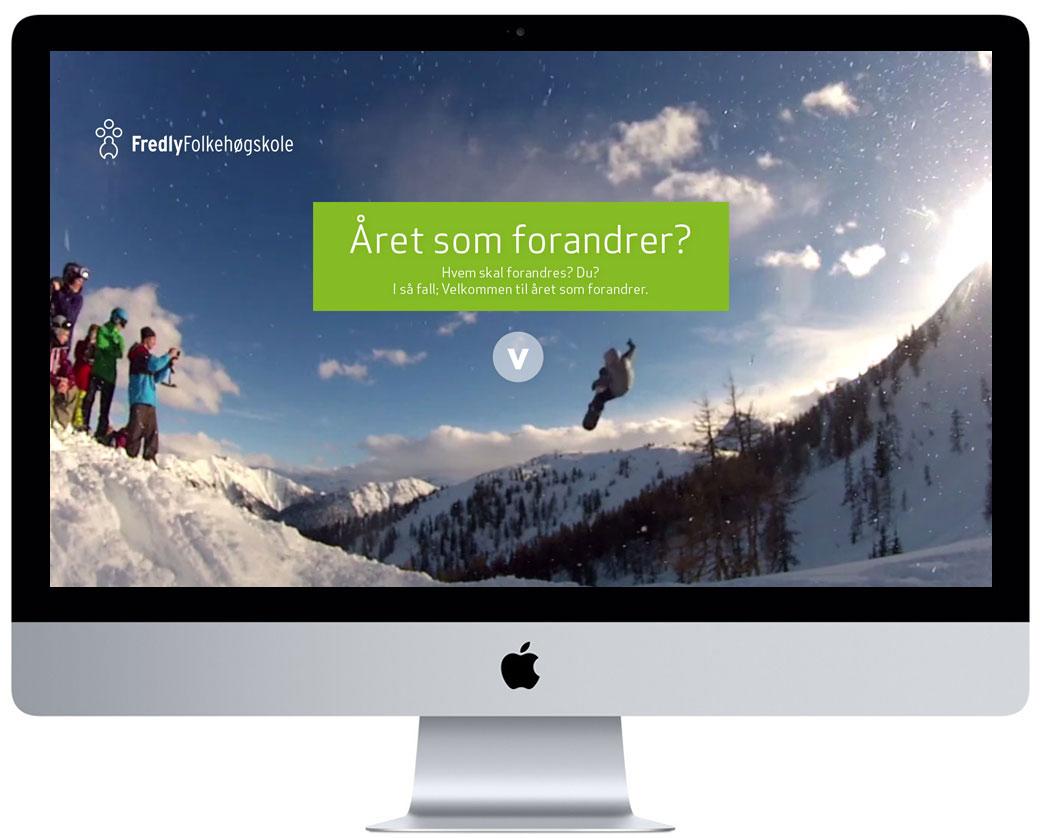 Fredly FHS webdesign Dynamis-
